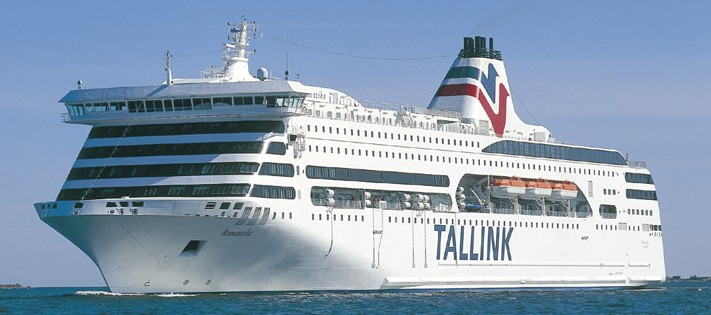 Tallink Romantika Таллинк